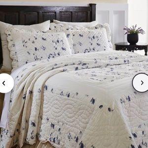 PRIMROSE Cotton Quilt Set